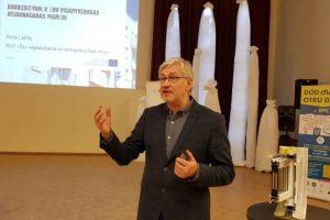 December seminar in Jurmala