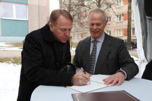LABEEF un ERAB paraksta līgumu par 4 miljoniem eiro